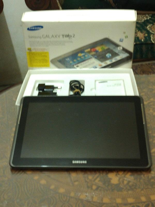 galax tab 2 10 inch p5100 rekber welcome
