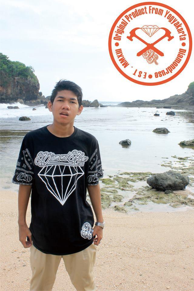 Tshirt / Kaos DiamondRuse Jogja/Solo