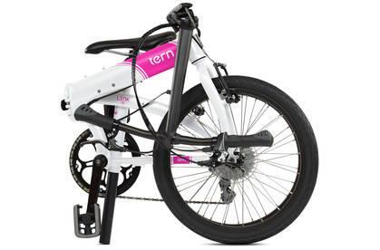 Tern Link D8 Folding Bike - 2014