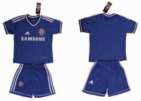 JERSEY Kids anak umur 3-13 Tahun GRADE ORI Real Madrid, Chelsea, Barcelona, Arsenal