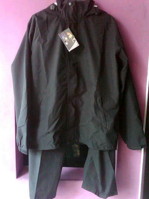 RAINCOAT JAS HUJAN TASLAN BALON / BENING FULL SEAM SEAL