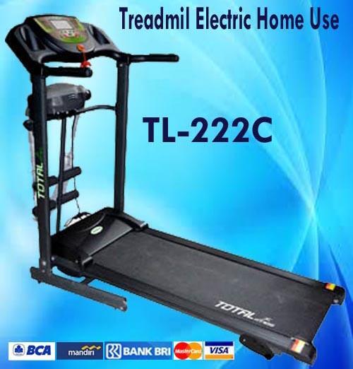 Treadmil Elektrik TL - 222C