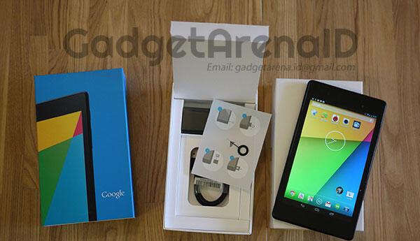 NEW Nexus 7 Indonesia LTE 3G (32GB)