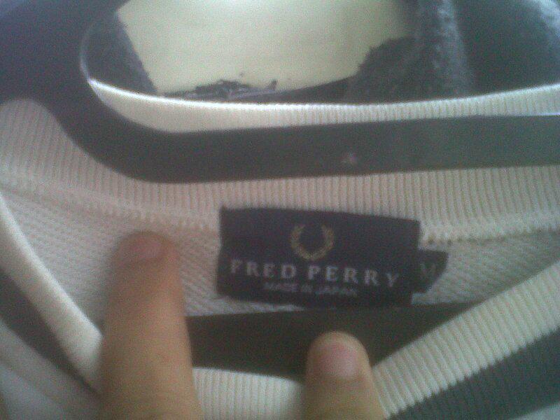 SWITER DAN HOODIE FRED PERRY