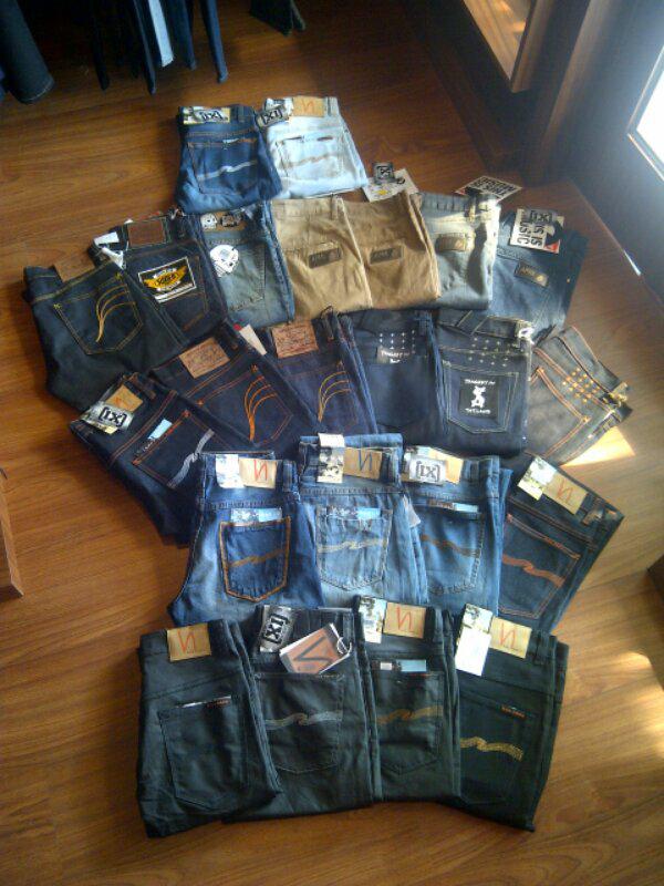 clana jeans denim (nudie,imperial,ksubi,dll)
