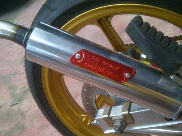 knalpot bm power ninja r/rr
