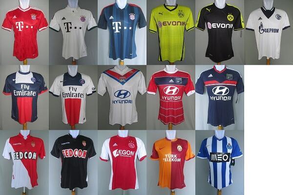Jual Jersey Grade Original Piala Dunia 2014 dan Jersey Club 2013-2014
