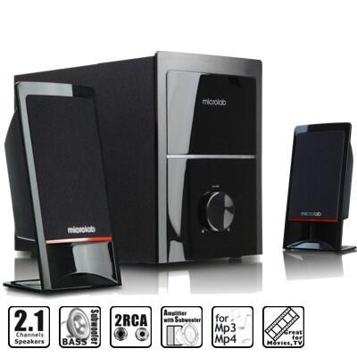 [ZENAUDIO] READY STOCK Microlab M-700 2.1 Multimedia Speaker BNIB !!