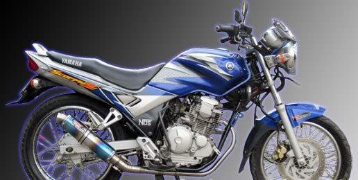 Dicari Knalpot R9 Mugello Buat Scorpion z 2007