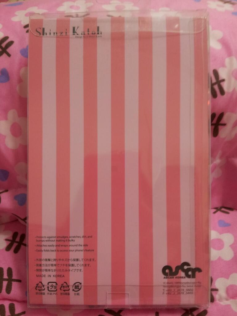 Diary Case Galaxy Note 2 Lucu ORI Dari USA