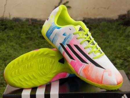 sepatu futsal Adidas New F50 Adizero Futsal Full Color TF
