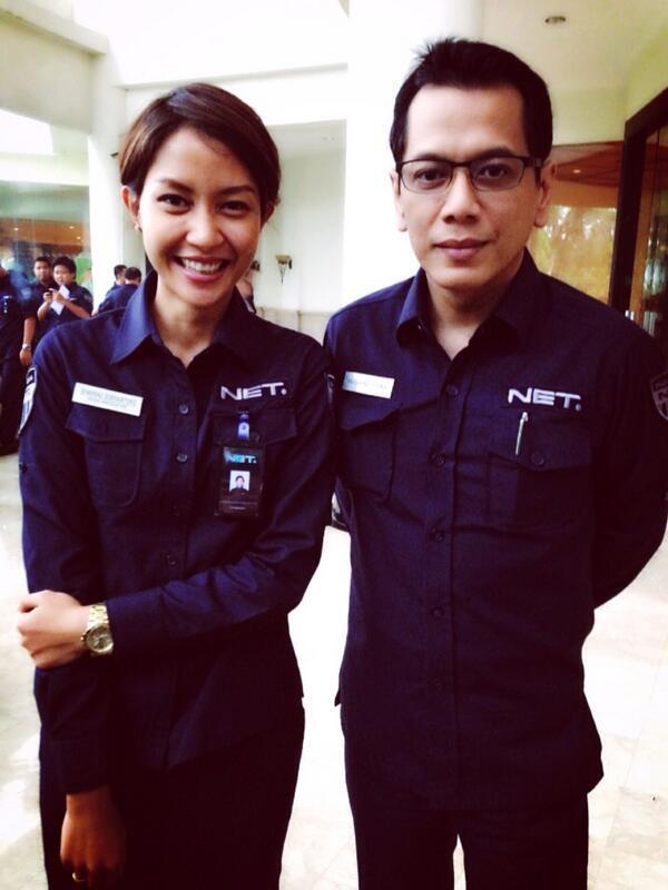[IGO] Shahnaz Soehartono - Indonesia Morning Show Anchor