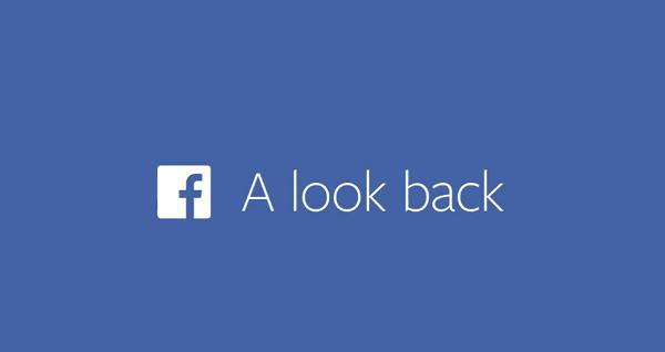 Facebook A Look Back, Fitur Facebook Terbaru yang Bikin Terharu