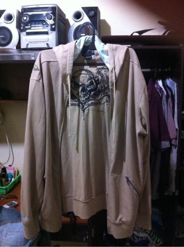 Jual jaket oakley ori masih bagus