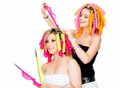 Magic Leverage Hair Rollers Set (Alat Keriting Rambut), hanya seharga Rp 45.000,-