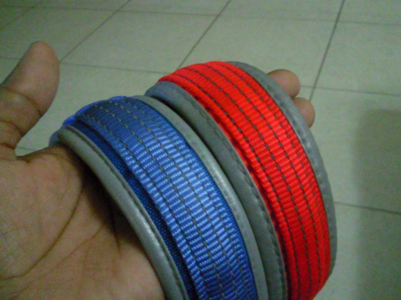 Jual collar / kalung anjing 3M (Murah Meriah Mantap) Safety Dog !!!