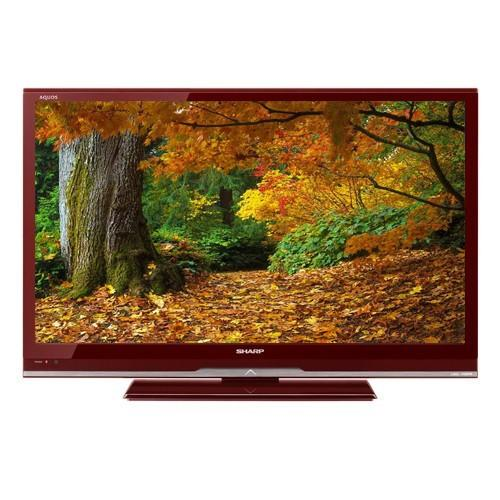 Sharp AQUOS LED TV LC-32LE340 - 32 inch - Red
