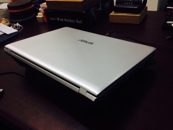 Notebook asus n46vm