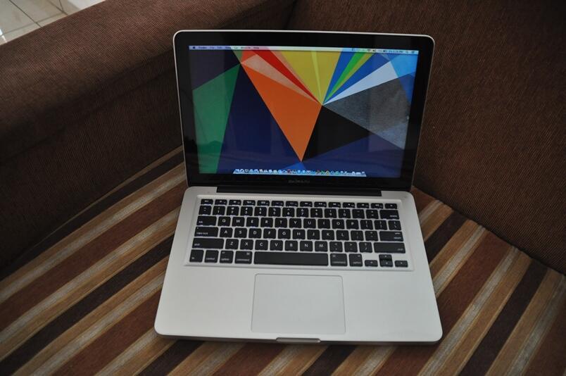 "Macbook Pro 13"" Core i7 2.9Ghz MD102 Mid 2012.Supermulus.Fullset [Bandung]"