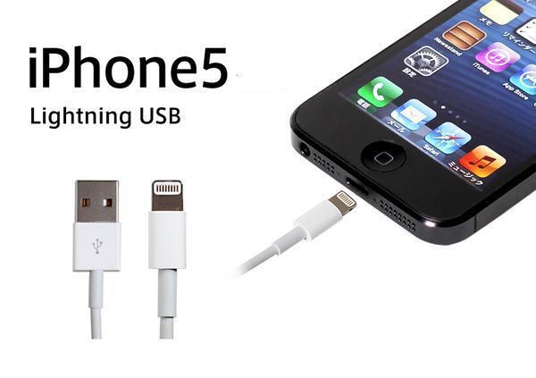 Kabel Data Iphone 5 Original