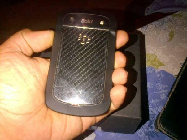 blackberry bb dakota black second