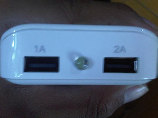 Powerbank Advance 8800mAh Indikator Digital Angka TERMURAH SeKASKUS!