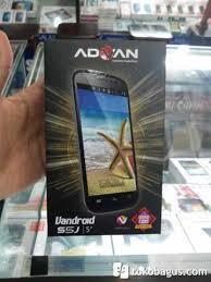 SaLe Advan S5J keluaran Tahun 2014 baru pake 8 hari gan ..