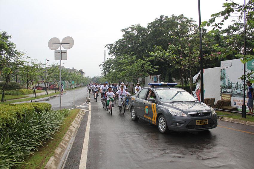 City Fun Bike @ Citra Garden City