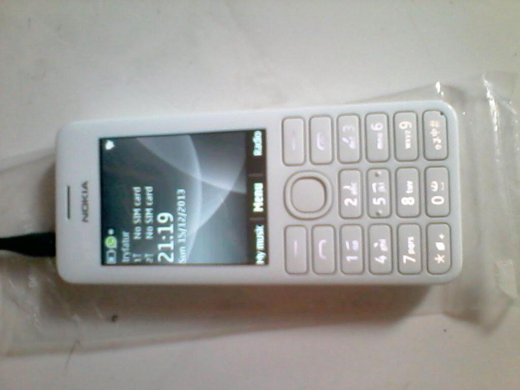 Nokia Asha 206 Dual SIM [Bandung]
