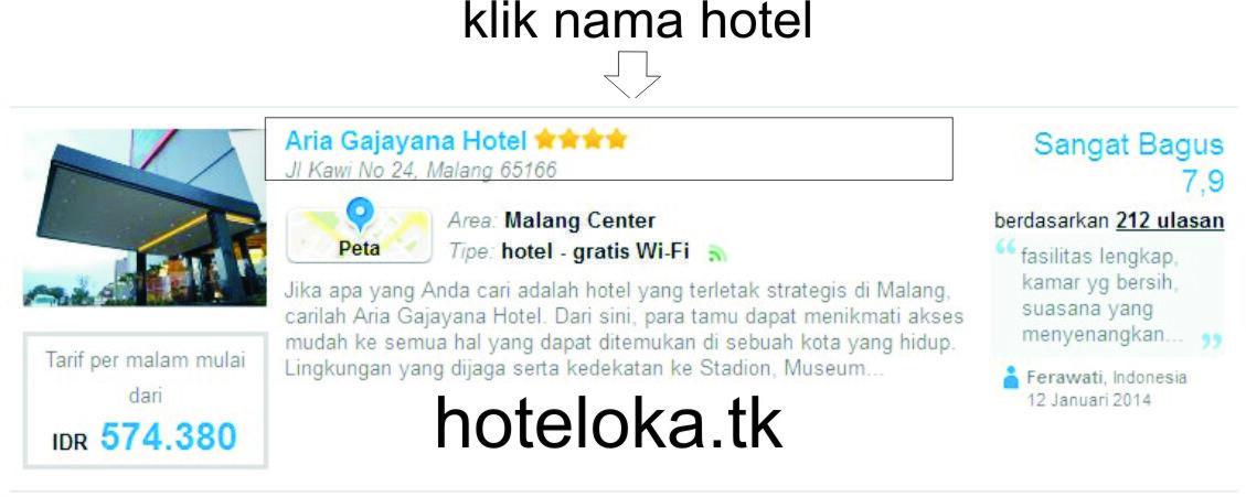 Pesan Hotel Murah Di Kuta Bali Yogyakarta Malang Bandung Lombok