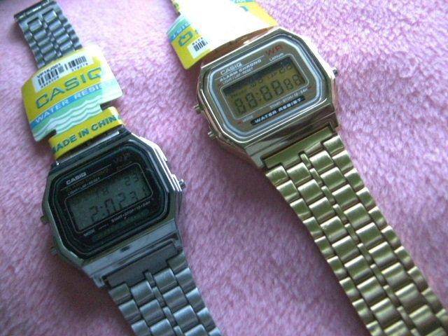jam casio n jam channel couple termurah