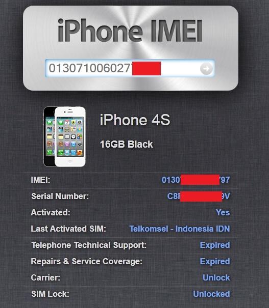 iPhone 4S 16 GB FU lock iCloud Semarang Murah terima TT (Tukar Tambah)