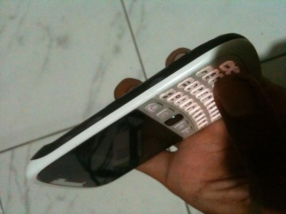 Blackberry 9320 / Bb amstrong white fullset