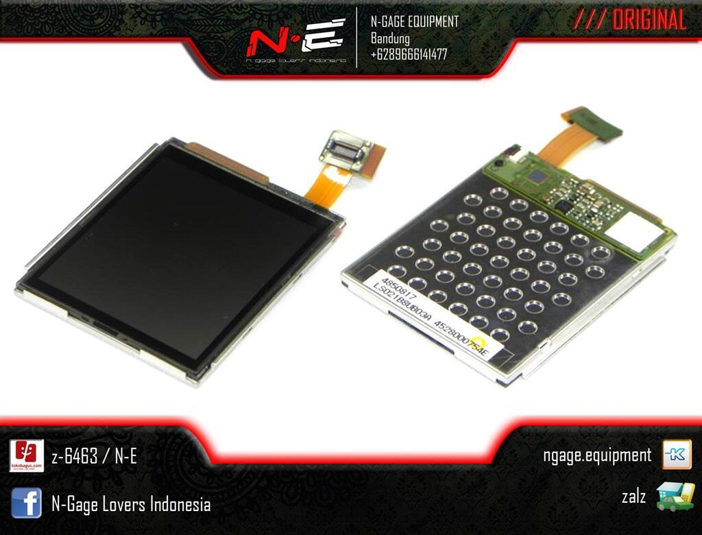 LCD NOKIA N-GAGE QD