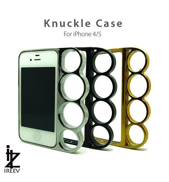 WTS : CASE WU BEN FU a.k.a KNUCKLE CASE IPHONE 4/4S/5/5S