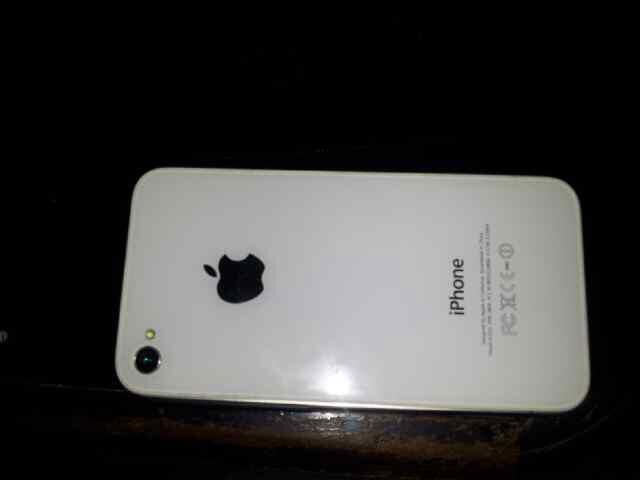 iPhone 4G 32GB White murah cod bandung