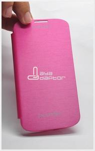 Jual Leather case, Sarung HP, flip cover Samsung Galaxy S4