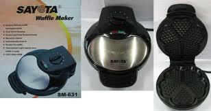 waffle maker sayota