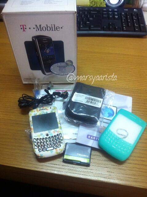 Blackberry Javelin 8900 (curve)