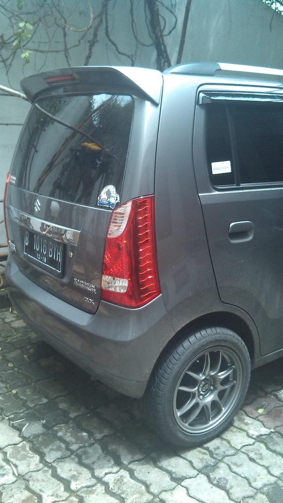 All About Suzuki Karimun Wagon R