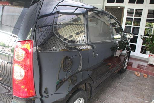 Jual Toyota Avanza G 1.300 VVTI MT 2006 Black