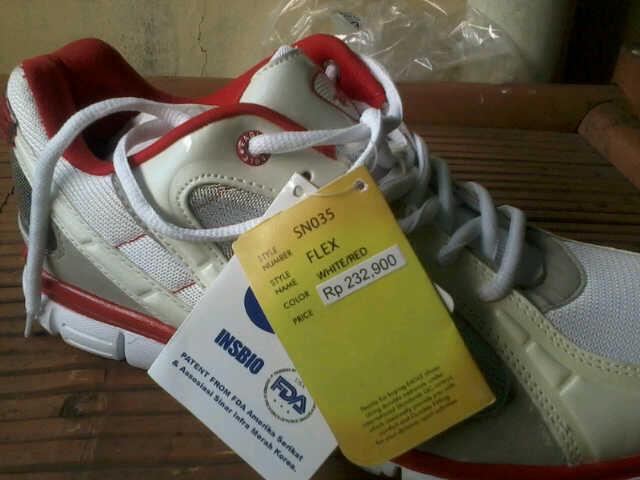 Sepatu Running Eagle Murah!!
