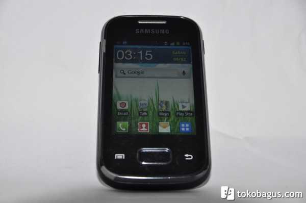 Samsung Galaxy Pocket Black Original Murmer