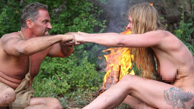 фото девушек из передачи голые и напуганные