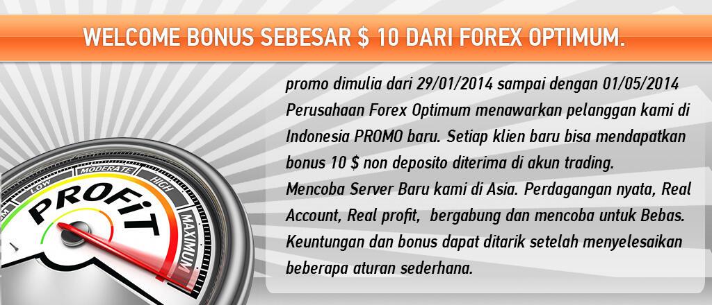 Forex gratis tanpa deposit 2020