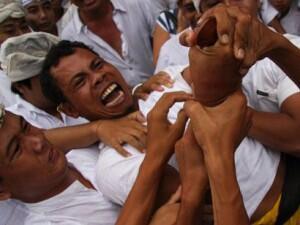 Tarian 4 Jam Non-Stop di Event Festival Musim Semi Menuai Kontroversi