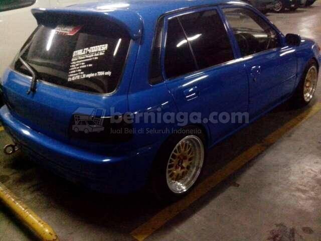 Cari Starlet GT 1991 Turbo Full Modif Bandung