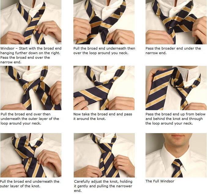 Yang Mau Blajar Cara Pakai Dasi Sini Masuk