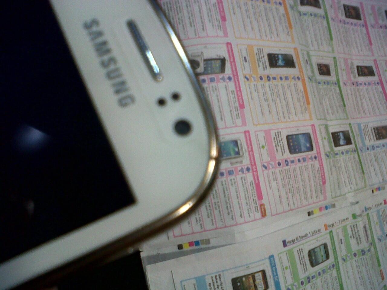 Samsung Galxy Fame masih garansi