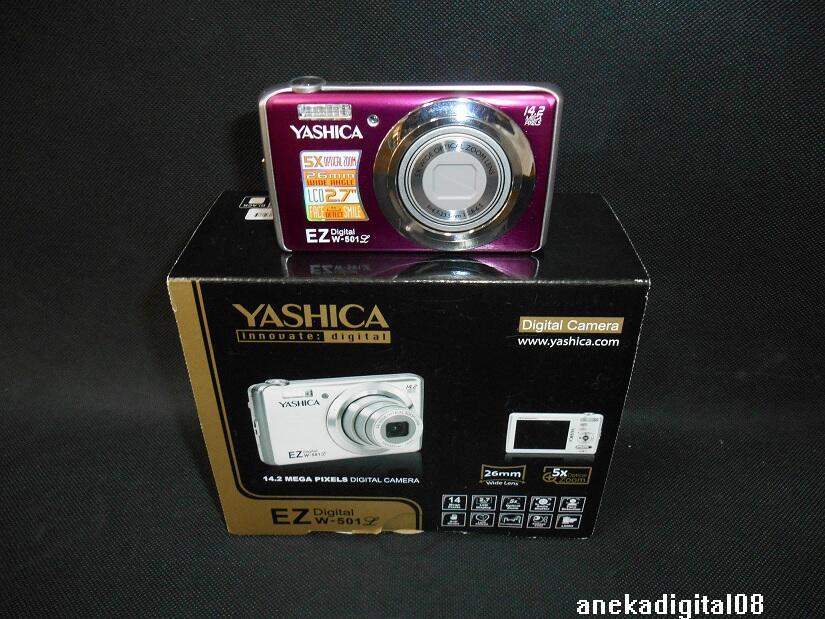 KAMERA COMPACT YASHICA EZ w501 harga promo